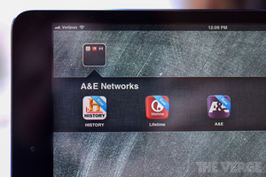 AE History Lifetime apps ipad