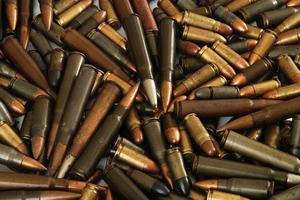 bullets (shutterstock)