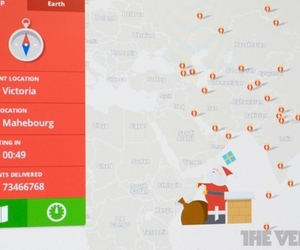 google santa tracker stock 1020