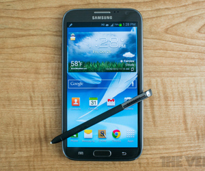 Gallery Photo: Samsung Galaxy Note II for AT&amp;T review photos