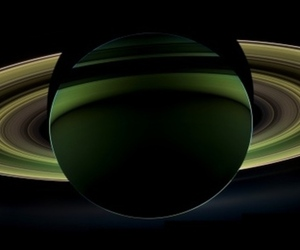 The Dark Side of Saturn