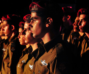 israeli soldiers