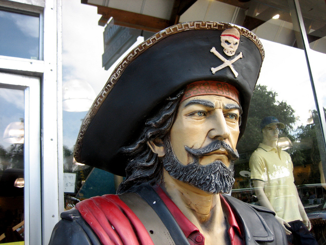 (FLICKR) Pirate