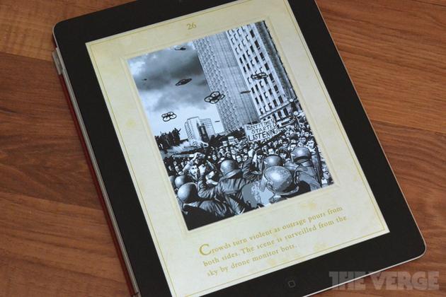 The Book of Sarth iPad app
