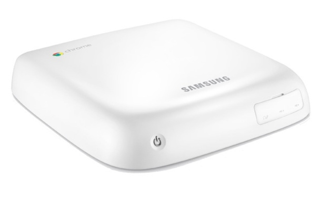 chromebox samsung series 3 new design stock press