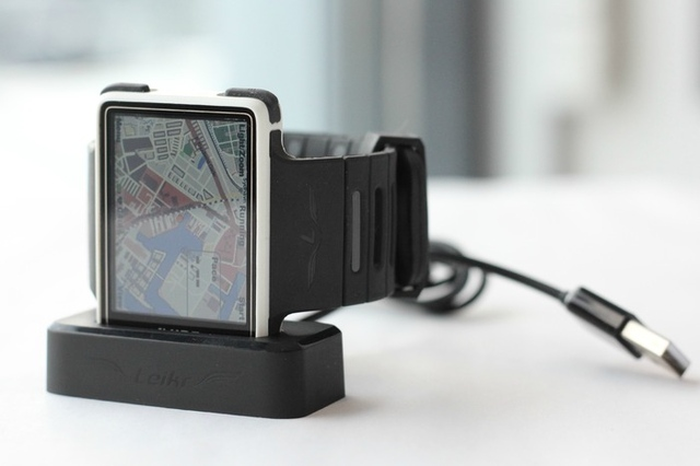 Leikr GPS watch