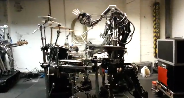 Compressorhead