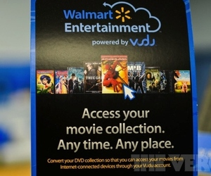 Walmart Disc to Digital