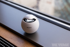 Gallery Photo: Sony Bluetooth and NFC wireless speakers