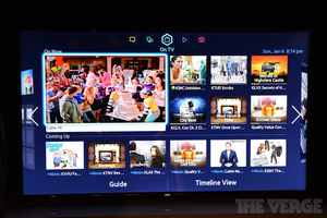 Gallery Photo: Samsung Smart Hub, Smart Evolution Kit, and Smart Touch Remote hands-on pictures