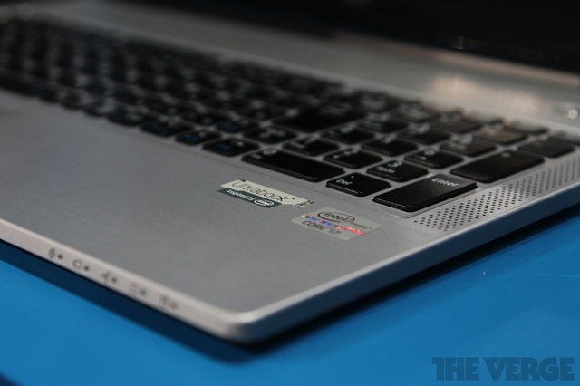 Gallery Photo: Hands on NEC's world's thinnest 12.8mm thick ultrabook