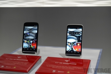 Vizio smartphones