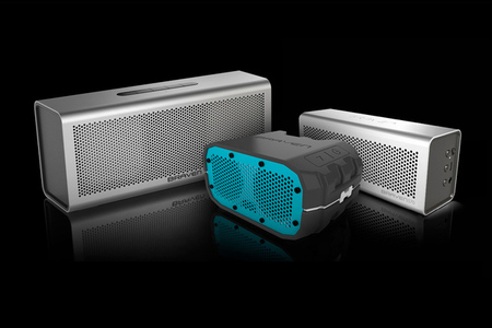 Braven 850 570 BRV-1 Bluetooth speakers