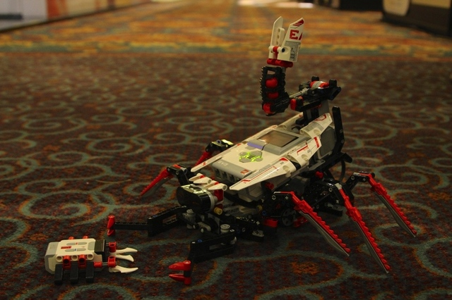 Gallery Photo: Lego Mindstorms EV3 pictures