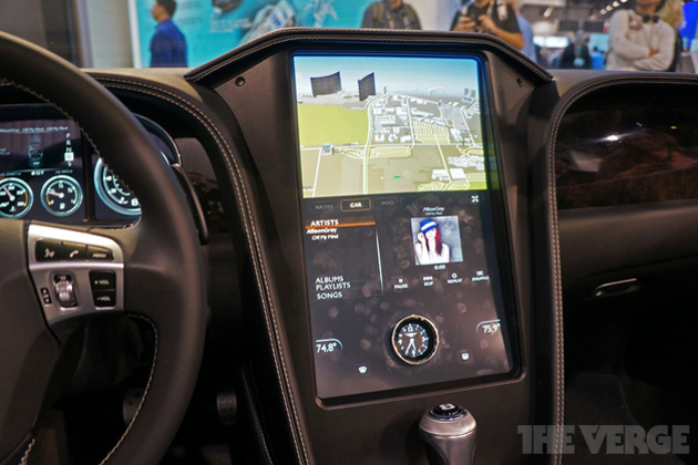 QNX Car platform 2.0