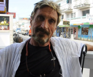 John McAfee