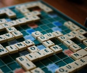 FLICKR thebarrowboy Scrabble