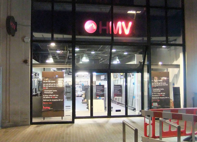 HMV flickr