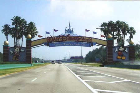 disney world (wikimedia)