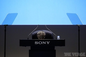 sony stock bow