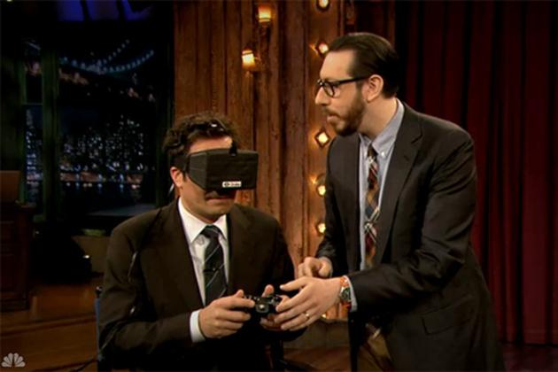 Josh Jimmy Oculus