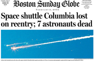 BOSTON GLOBE