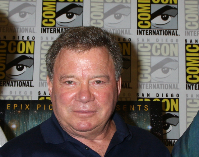 William Agee William Shatner Age 82