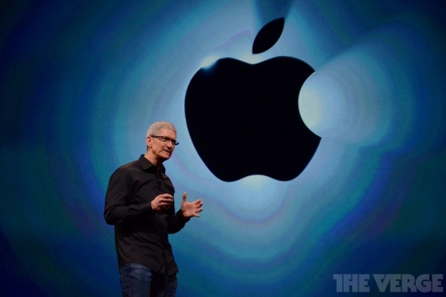 Apple's Tim Cook to sit with