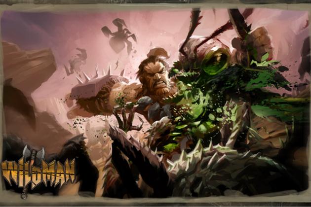 'Wildman' Kickstarter campaign