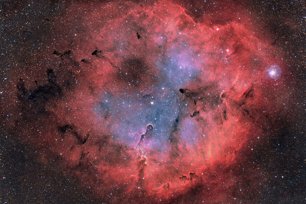 MESTAVAINIO IC 1396 Nebula