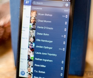 Facebook Messenger iOS