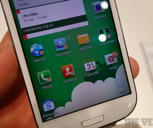Gallery Photo: Samsung Knox hands-on