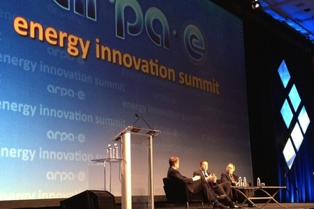 ARPA-E summit 2013 featuring Elon Musk and US Energy Secretary Steven Chu