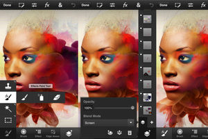 photoshop touch (adobe)