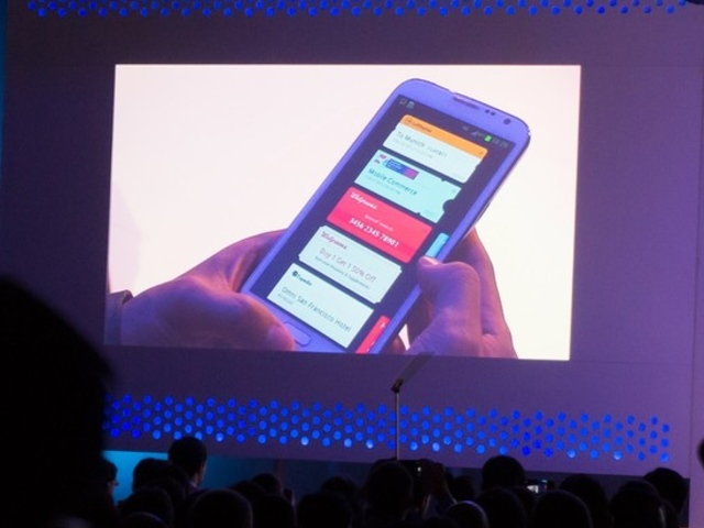 Samsung shows off new Wallet app, borrows features from Apple's Passbook