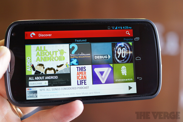 Pocket Casts for Android