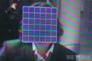 Intel Face tracking