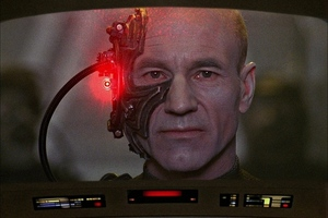 star trek locutus of borg stock 1020