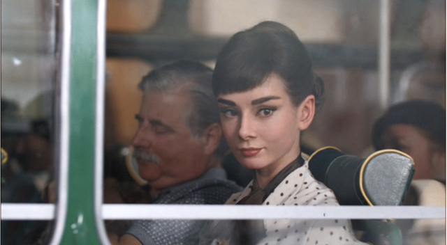 audrey hepburn commercial