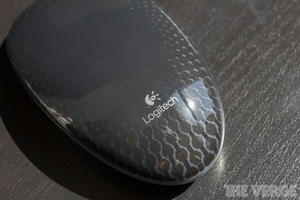 Gallery Photo: Logitech Touch Mouse T620, Zone Touch Mouse T400 and Rechargeable Trackpad T650 hands-on pictures