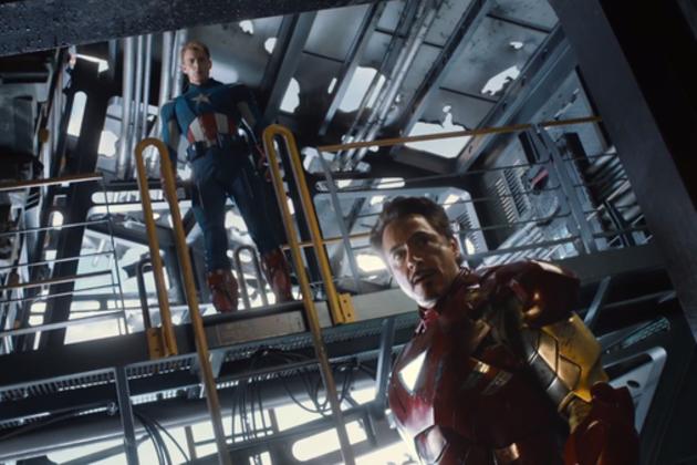 Avengers YouTube HTML5