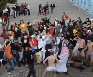tunisia harlem shake
