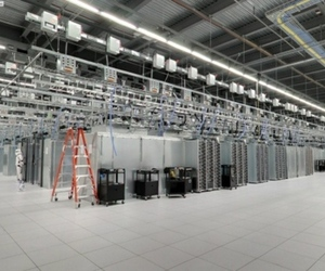 Google NC data center via Street View