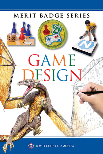 game design merit badge