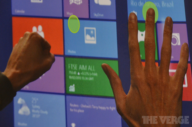 Kinect hands