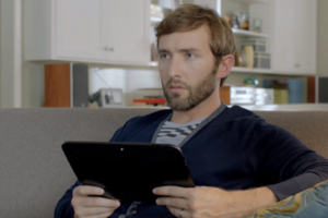 Nexus 10 commercial