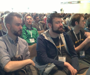 Pycon picture (Adria Richards)