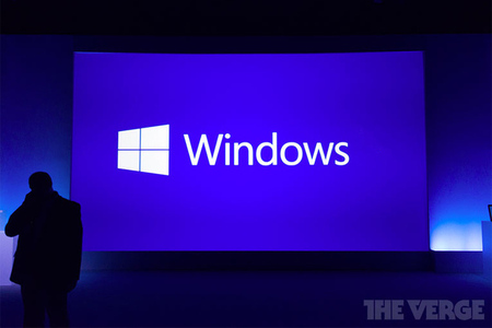 Windows Blue stock
