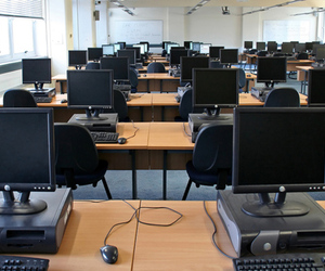 computer lab (shutterstock)