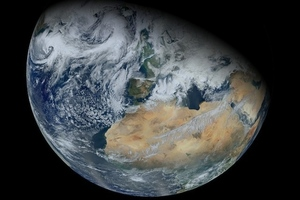 planet earth (NASA)